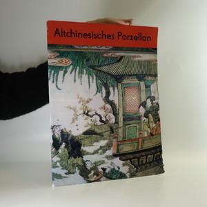náhled knihy - Altchinesisches Porzellan