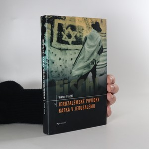 náhled knihy - Jeruzalémské povídky. Kafka v Jeruzalému.
