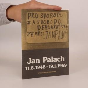 náhled knihy - Jan Palach
