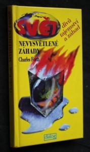 náhled knihy - Nevysvětlené záhady