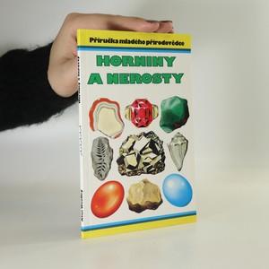náhled knihy - Horniny a nerosty