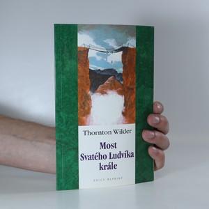 náhled knihy - Most Svatého Ludvíka krále