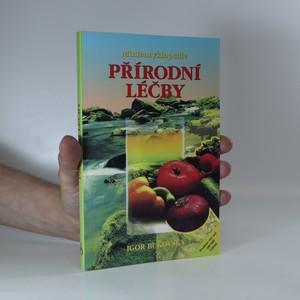 náhled knihy - Přírodní léčby