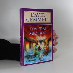náhled knihy - Poslední meč moci