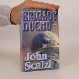 náhled knihy - Brigády duchů