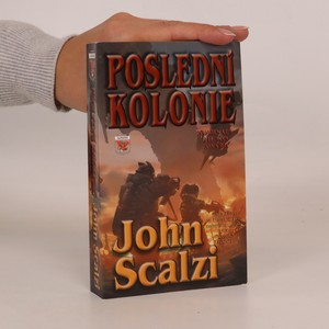 náhled knihy - Poslední kolonie