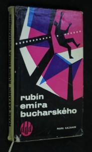 náhled knihy - Rubín emíra bucharského
