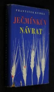 náhled knihy - Ječmínkův návrat