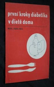 náhled knihy - První kroky diabetika v dietě doma