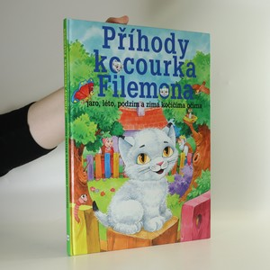 náhled knihy - Příhody kocourka Filemona