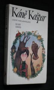náhled knihy - Káně Kašpar