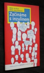 náhled knihy - Začínáme s inzulínem