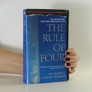 náhled knihy - The Rule of Four