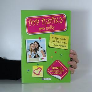 náhled knihy - Top testíky pro holky