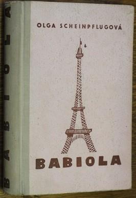 náhled knihy - Babiola : román