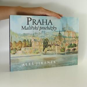 náhled knihy - Praha. Malířské procházky