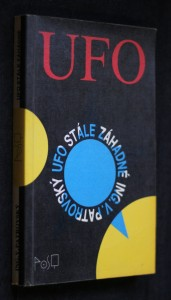 náhled knihy - UFO stále záhadné