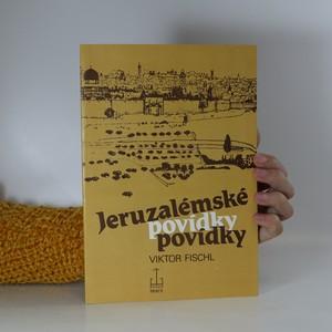 náhled knihy - Jeruzalémské povídky (podpis)