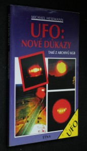 náhled knihy - UFO: nové důkazy : také z archivů KGB