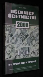 náhled knihy - Učebnice účetnictví 2008