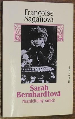 náhled knihy - Sarah Bernhardtová : nezničitelný smích