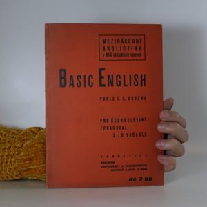 náhled knihy - Mezinárodní angličtina v 850 základních slovech. Basic English