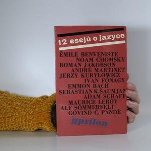 náhled knihy - 12 esejů o jazyce