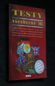 náhled knihy - Testy všeobecné 2005