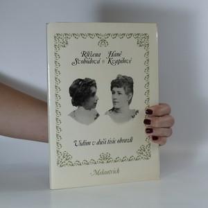 náhled knihy - Vidím v duši tisíc obrazů