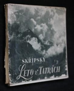 náhled knihy - Leto v Tatrách