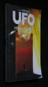 náhled knihy - UFO hrozí z nebes