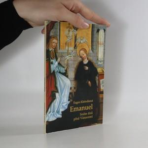 náhled knihy - Emanuel. Sedm dnů před Vánocemi