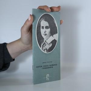 náhled knihy - Ester Chaja Klímová - Torbanová