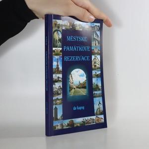 náhled knihy - Městské památkové rezervace do kapsy