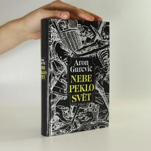 náhled knihy - Nebe, peklo, svět. Cesty k lidové kultuře středověku