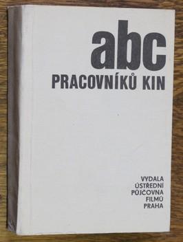 náhled knihy - ABC pracovníků kin