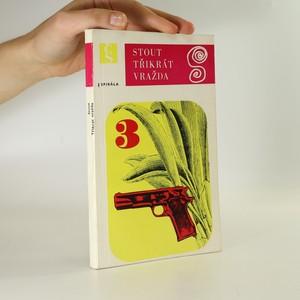 náhled knihy - Třikrát vražda
