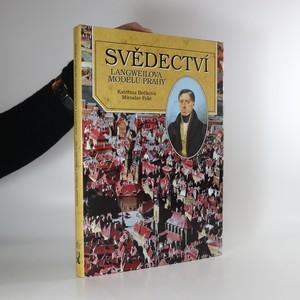 náhled knihy - Svědectví Langweilova modelu Prahy