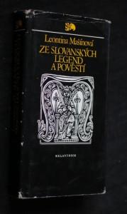 náhled knihy - Ze slovanských legend a pověstí