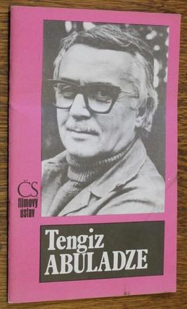 náhled knihy - Tengiz Abuladze