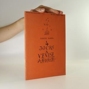 náhled knihy - 4 Jours a Venise (výtisk č. 103)