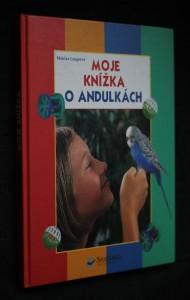 náhled knihy - Moje knížka o andulkách