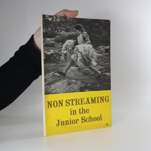 náhled knihy - Non streaming in the Junior School