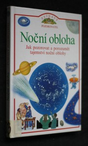 náhled knihy - Noční obloha