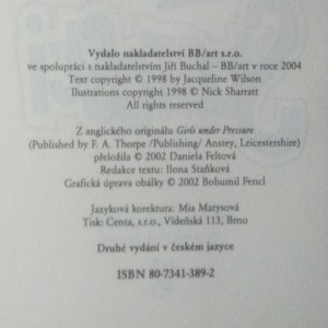 antikvární kniha První starosti, 2004