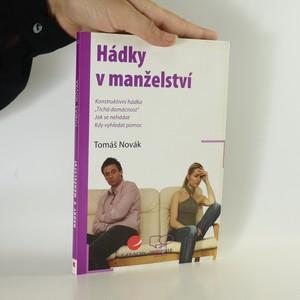 náhled knihy - Hádky v manželství