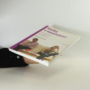 antikvární kniha Hádky v manželství, 2007
