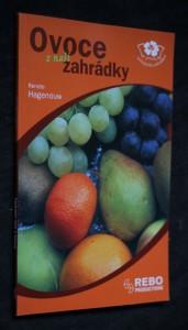 náhled knihy - Ovoce z naší zahrádky