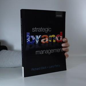 náhled knihy - Strategic brand management