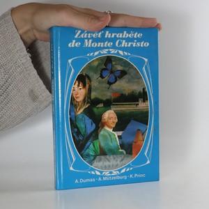 náhled knihy - Závěť hraběte de Monte Christo (nemá tiráž)